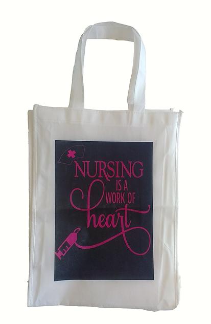 Bolsas ecológicas enfermera nurse