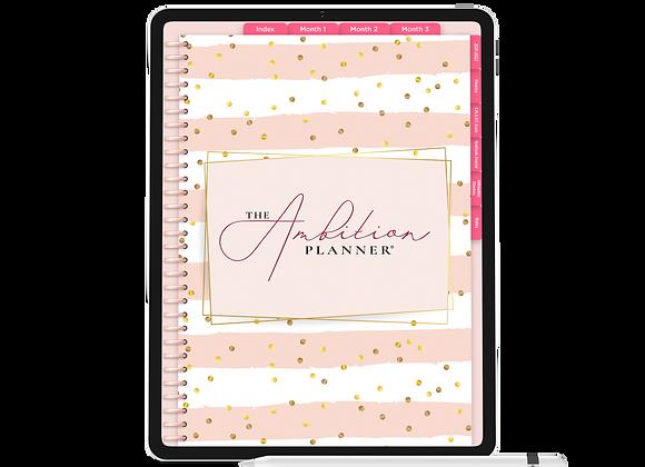 Sparkle   Pink Mode   90 Day Digital Planner