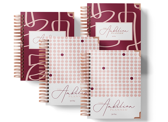 Annual Supply Bundle | Four Hardcover B5 Planners