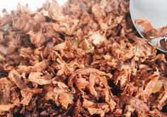 homemade life | batata doce palha