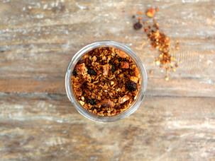 homemade life | granola