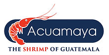 logo acuamaya - The Shrimp of Guatemala-