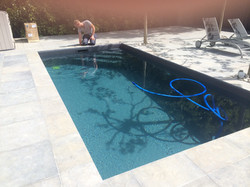 Onderhoud bestaand bad