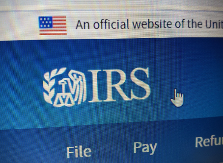 Viewing Your Account Information on IRS.gov
