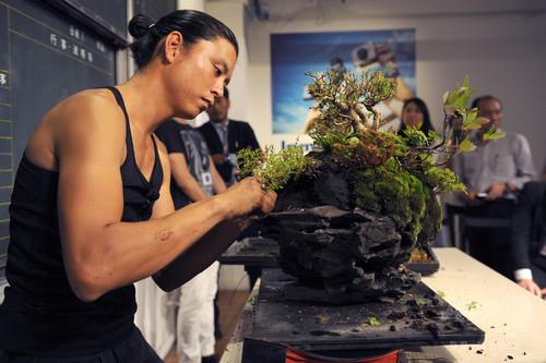 盆栽师---平尾成志