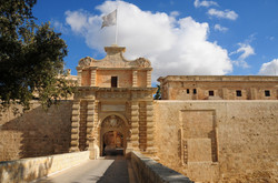 Mdina City Gate