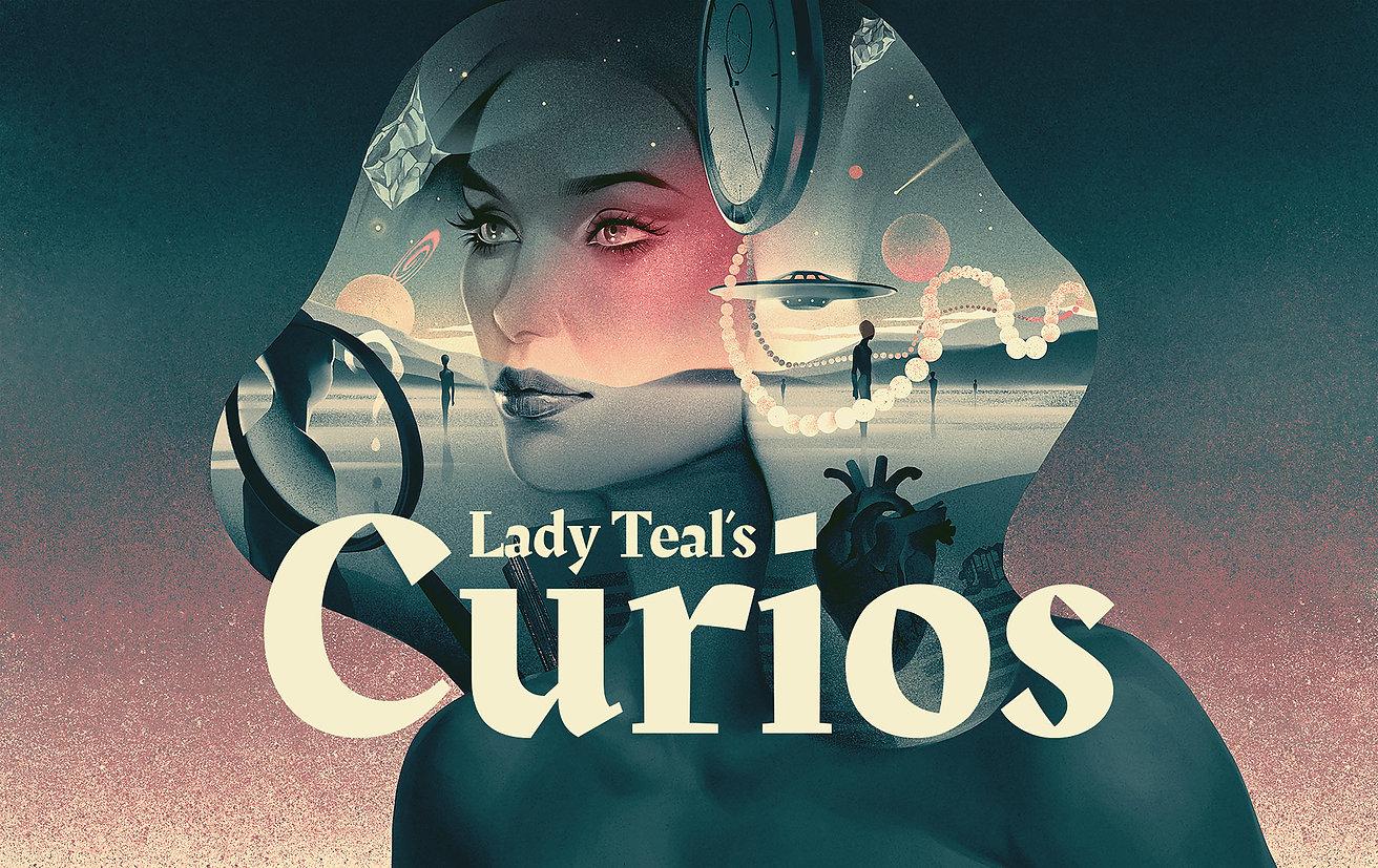 LadyTealsCurios