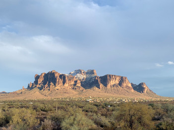 Wanderings: Part 1 of the Superstition Mountains