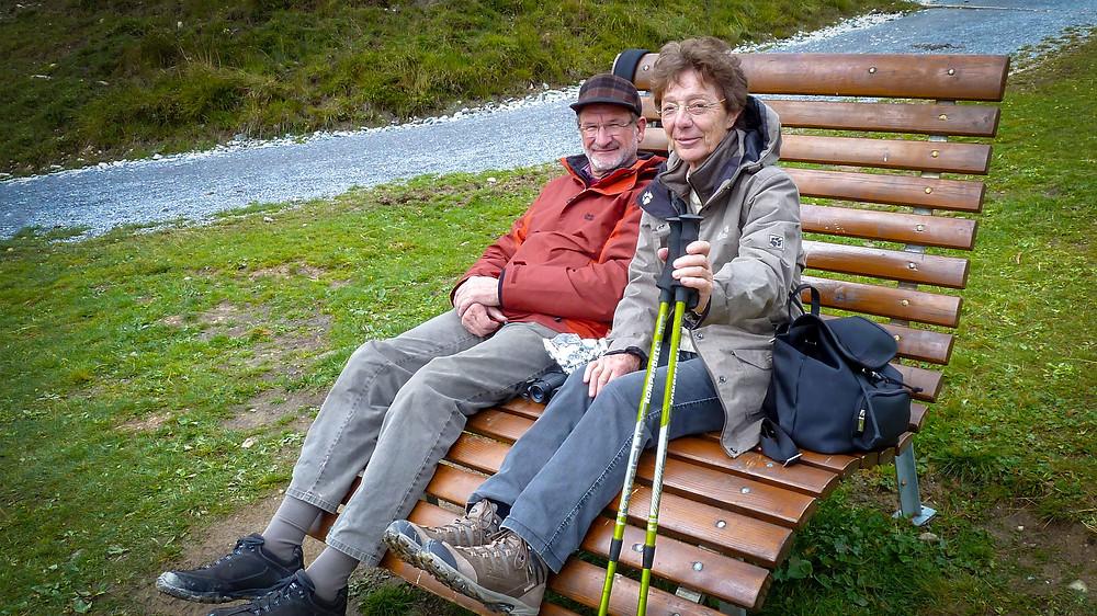 Adelheid und Karl-Walter Lay
