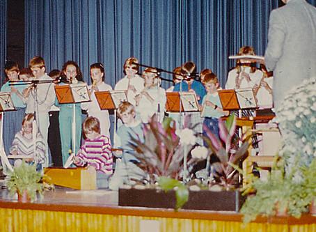 Grundschüler musizieren seit 20 Jahren