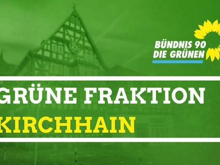 Öffentliche Fraktionssitzung der Kirchhainer Grünen