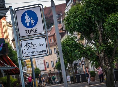 Miteinander-Zone für mehr Attraktivität der Innenstadt?