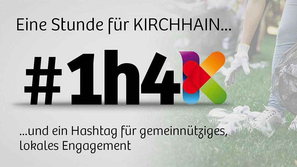 #1h4K – Eine Stunde für Kirchhain
