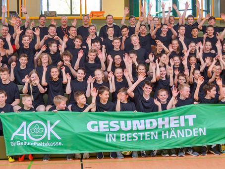 Zweitägiges Trainingscamp der Handballer