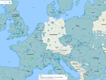 Danke Deutschland für Google Street View... nicht!