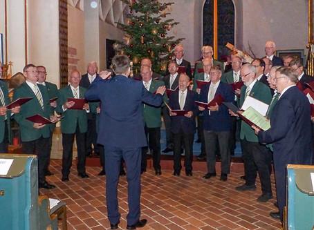 Chorkonzert in der Stadtkirche