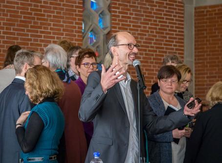 Gospelgottesdienst in der Martin-Luther-Kirche