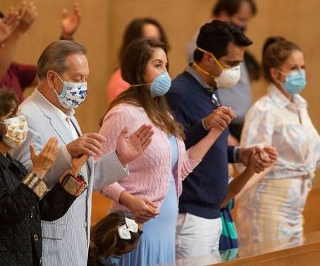 California: Hội thánh đệ đơn kiện vì bị cấm hát thờ phượng