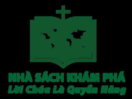 Nhà sách KHÁM PHÁ - Lời CHÚA là Quyền Năng