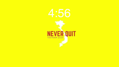 NEVER QUIT VIETNAM 2020 - CHRISTIAN MEN'S NETWORK