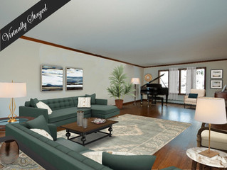 Shorten sales cycles with virtual staging