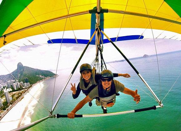 16 - Hang Gliding and Paraglinding in Rio / Asa Delta e Parapente