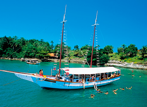 14 - One day tour: Boat Tour in Angra dos Reis and Ilha Grande
