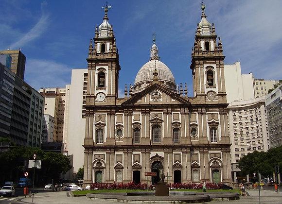 8 - Historical tour in Rio / Tour Histórico