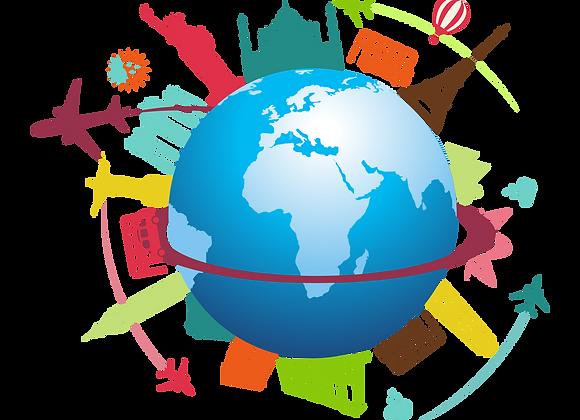 Internacional Travel / Viagens Internacionais / Inte