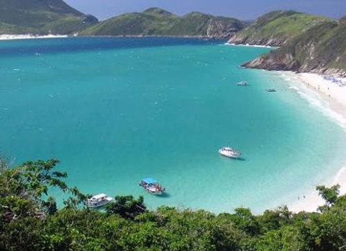 12 - One day tour: Blue Coast cities: Arraial do Cabo and Cabo Frio