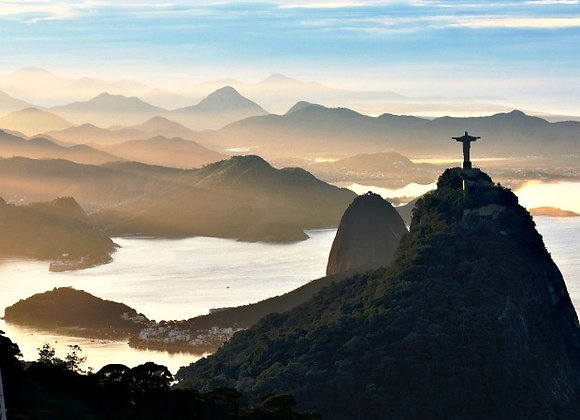 2 - City Tour Express: Christ the Redeemer and Sugar Loaf