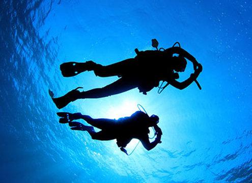 Diving / Mergulho Profissional e Amador