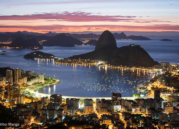 1 - One day in Rio / Um dia no Rio