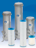 Shelco Jumbo Filter Housings and Cartridges