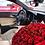 Thumbnail: Bouquet de 100 roses rouges gros boutons