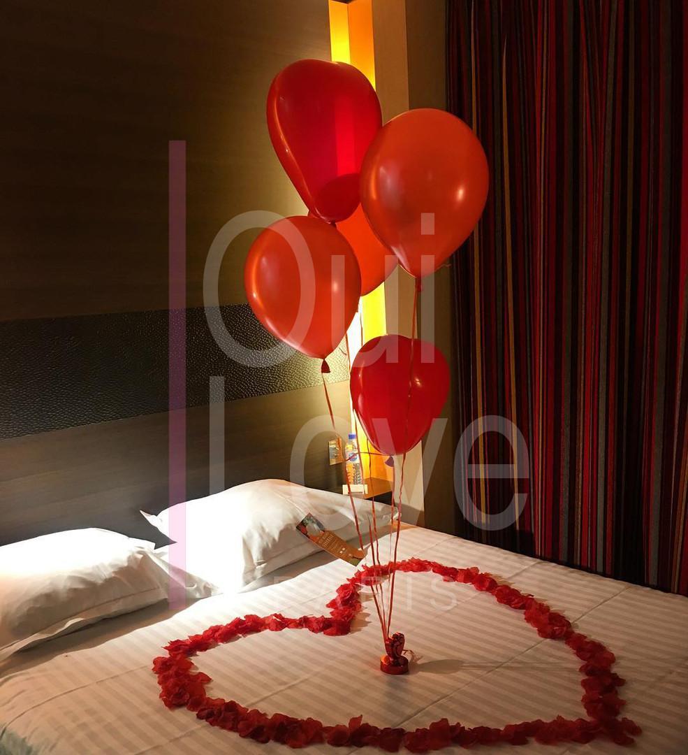 demande en mariage hotel paris