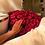 Thumbnail: Bouquet de 20 roses rouges gros boutons