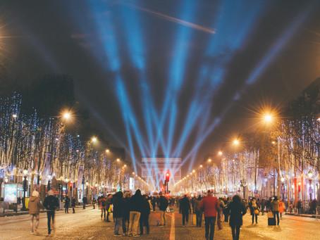 Les marchés de Noël parisiens