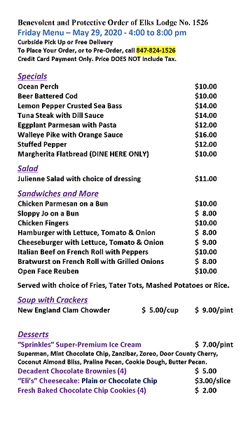 Elks Carry Out Menu(5.29.20).png