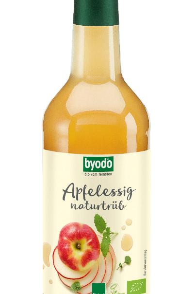 Apfelessig naturtrüb 5% Säure 500ml