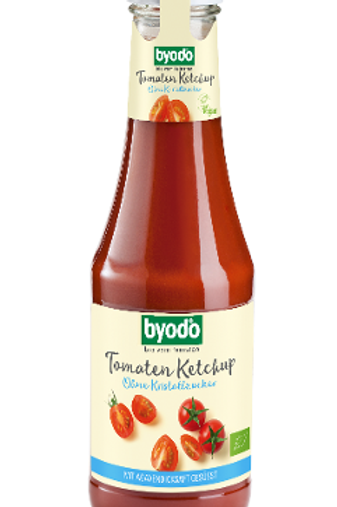 Ketchup ohne Kristallzucker 500ml