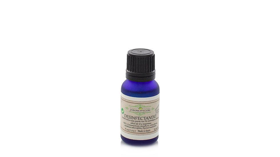 Desinfectando (15 ml)