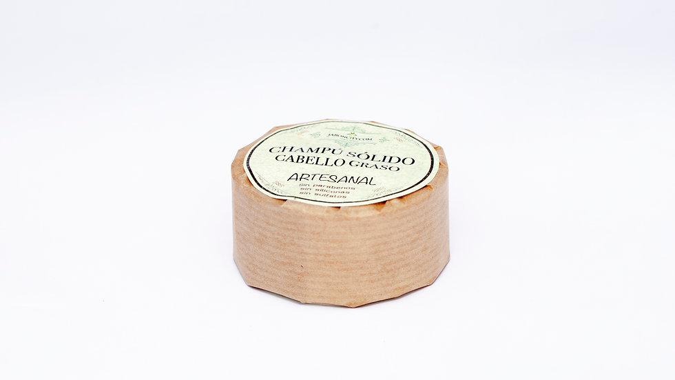 Champú sólido para cabello graso (50/60 g)