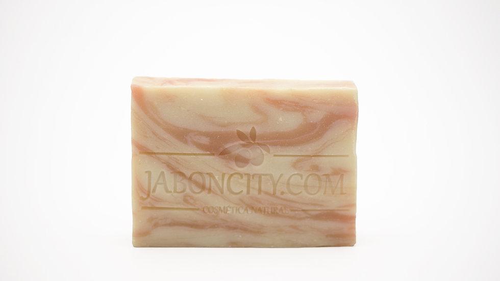 Shea butter + vitamin C soap (100 g)