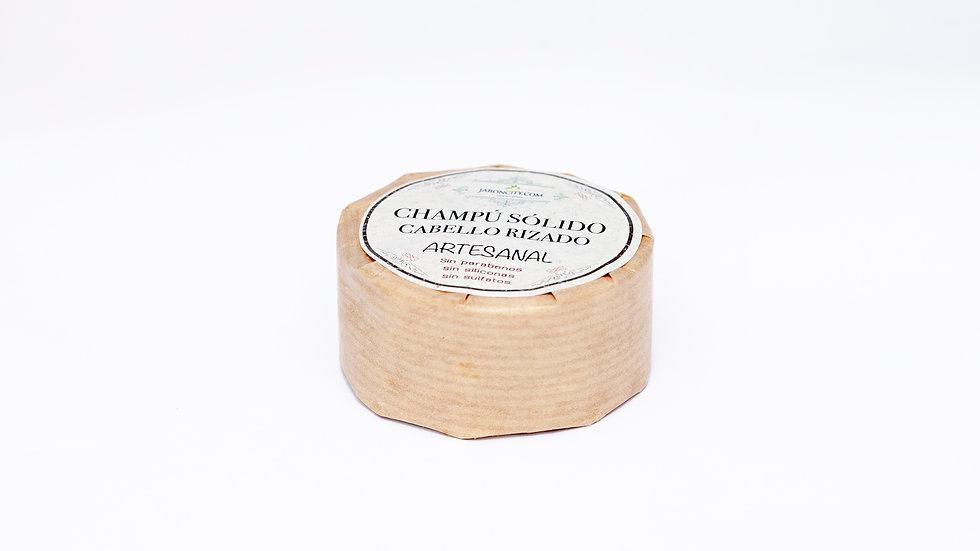 Champú sólido para cabello rizado (50/60 g)