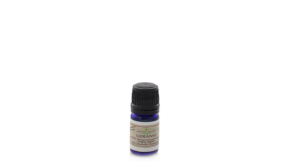 Aceite esencial de geranio de Egipto (5 ml)