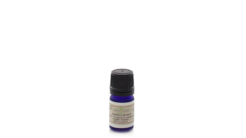 Aceite esencial de orégano (5 ml)