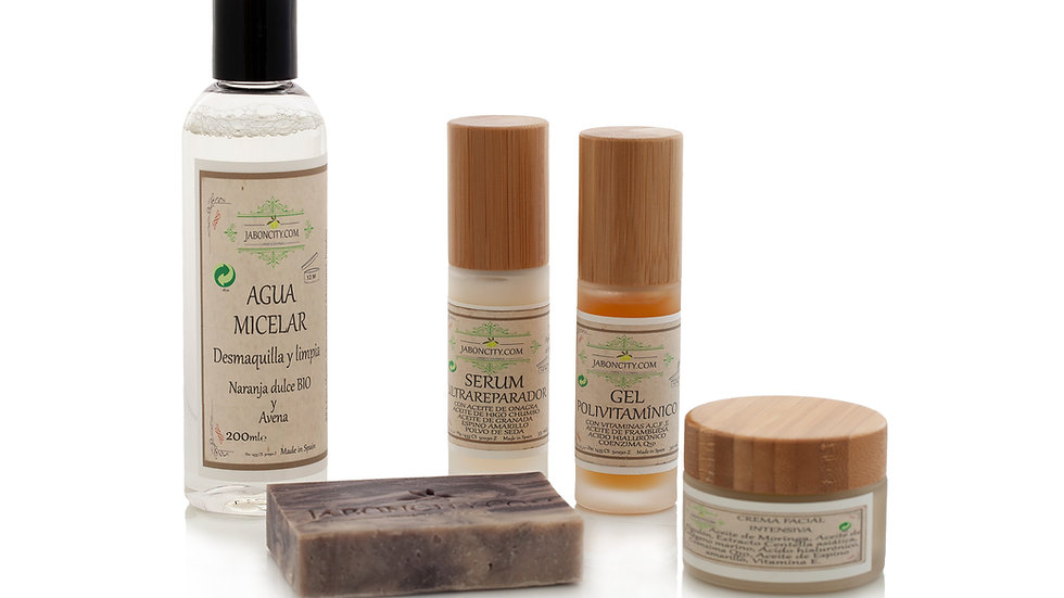 Lot for mature skin