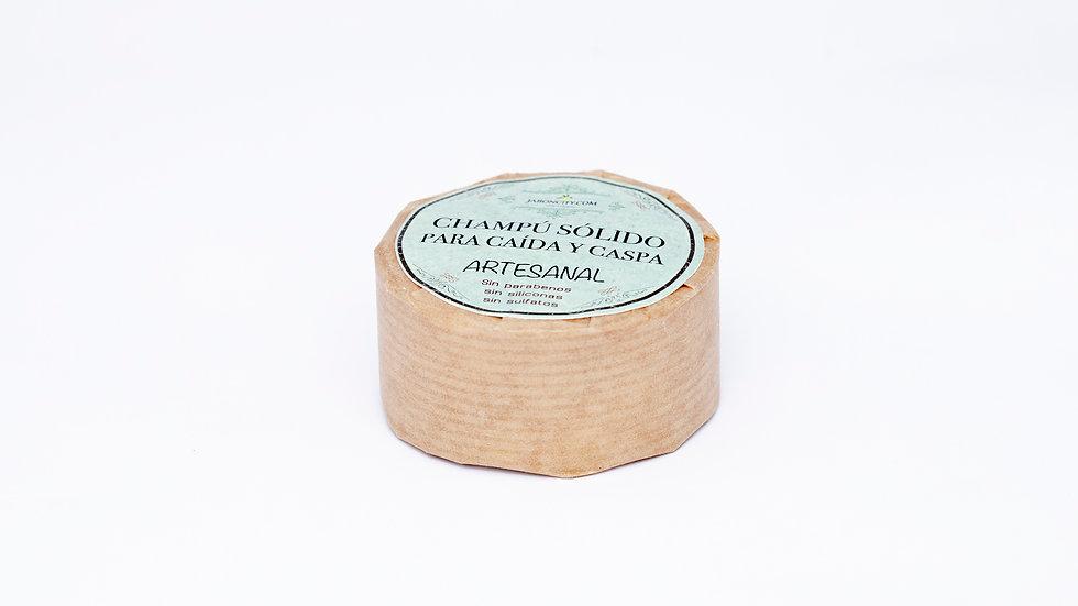Champú sólido para caspa y caída del cabello (50/60 g)