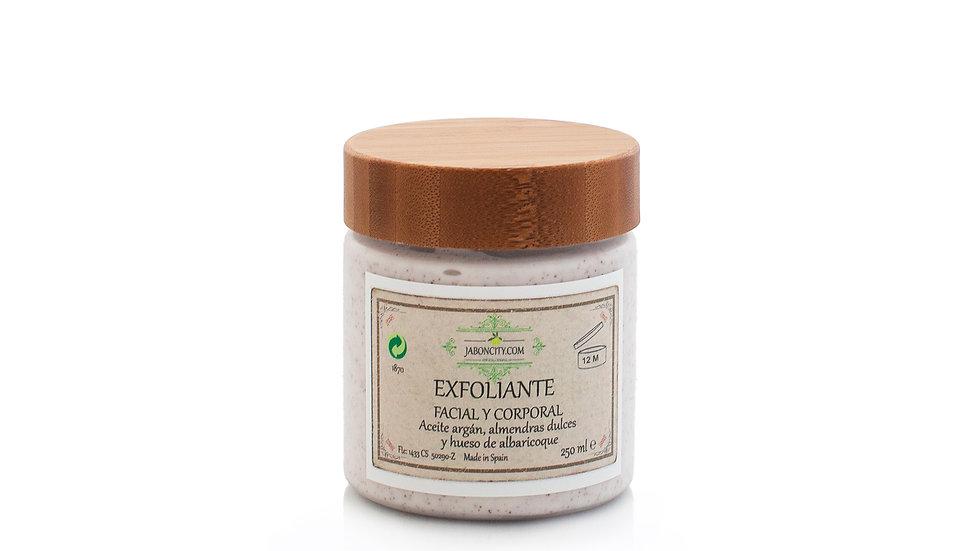 Exfoliante corporal y facial (150 ml - 250 ml)